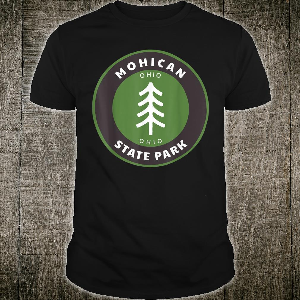 Mohican State Park Ohio OH Tree Outdoors Forest Shirt